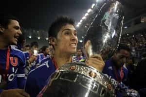 """La """"U"""" comenzará su defensa del título de la Copa Chile ante Concepción en Collao."""
