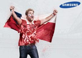 Apoyar a la selección y gana una Samsung Camara www.samsungpasionporlaroja.cl