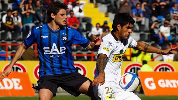 Colo Colo tiene poco peso ofensivo y eso quedó demostrado nuevamente en Talcahuano.