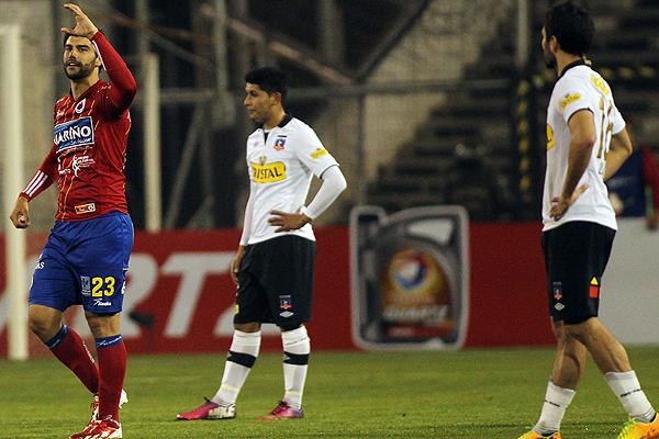 Colo Colo no da la talla en la Copa Sudamericana