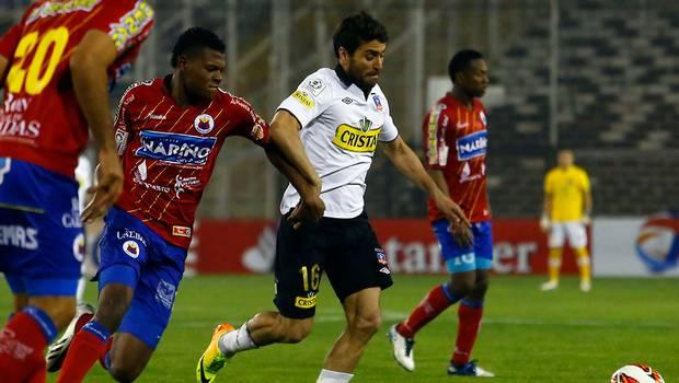 Colo Colo se despidió de la Copa Sudamericana con una dura eliminación ante Deportivo Pasto.