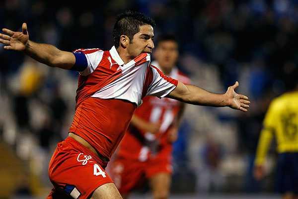Álvarez fue el autor del gol cruzado.