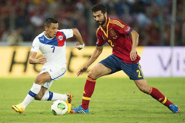 Los jugadores comentaron lo sucedido en Ginebra frente a España