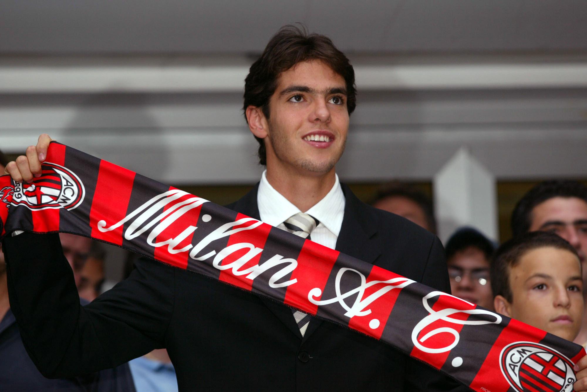 El brasileño retornará a San Siro