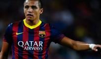 Alexis es bien valorado por los hinchas del Barça