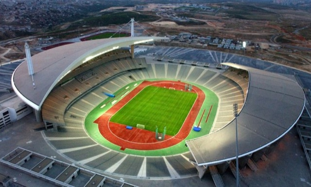 Estadio Olímpico Atatürk, Estambul