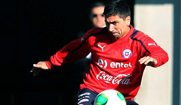David Pizarro confiesa que está tranquilo y que seguirá trabajando para estar en el futuro en la Selección.