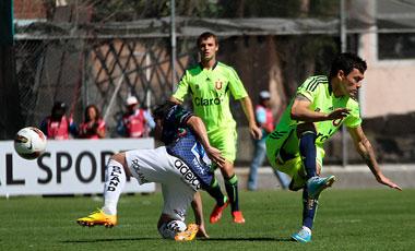 """La """"U"""" fue goleada ante Lanús dejando una pésima impresión futbolística."""
