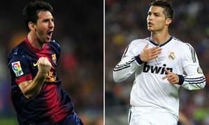 El Barcelona y el Real Madrid buscan las semifinales de la mano de sus figuras