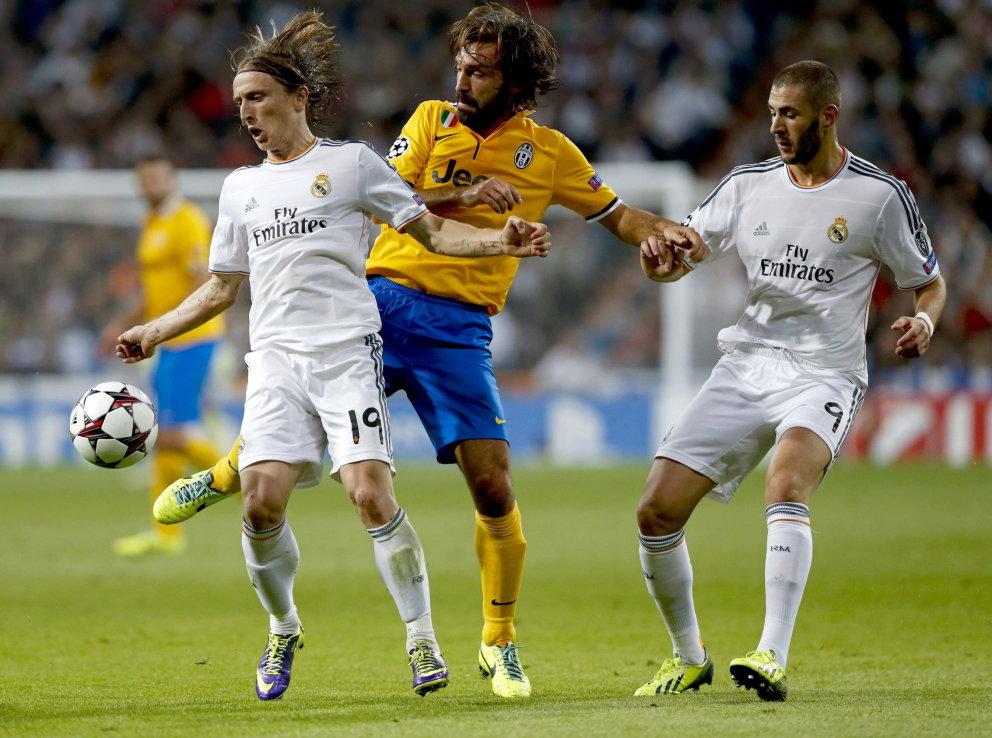 Intensa jornada se vivió en la UEFA Champions
