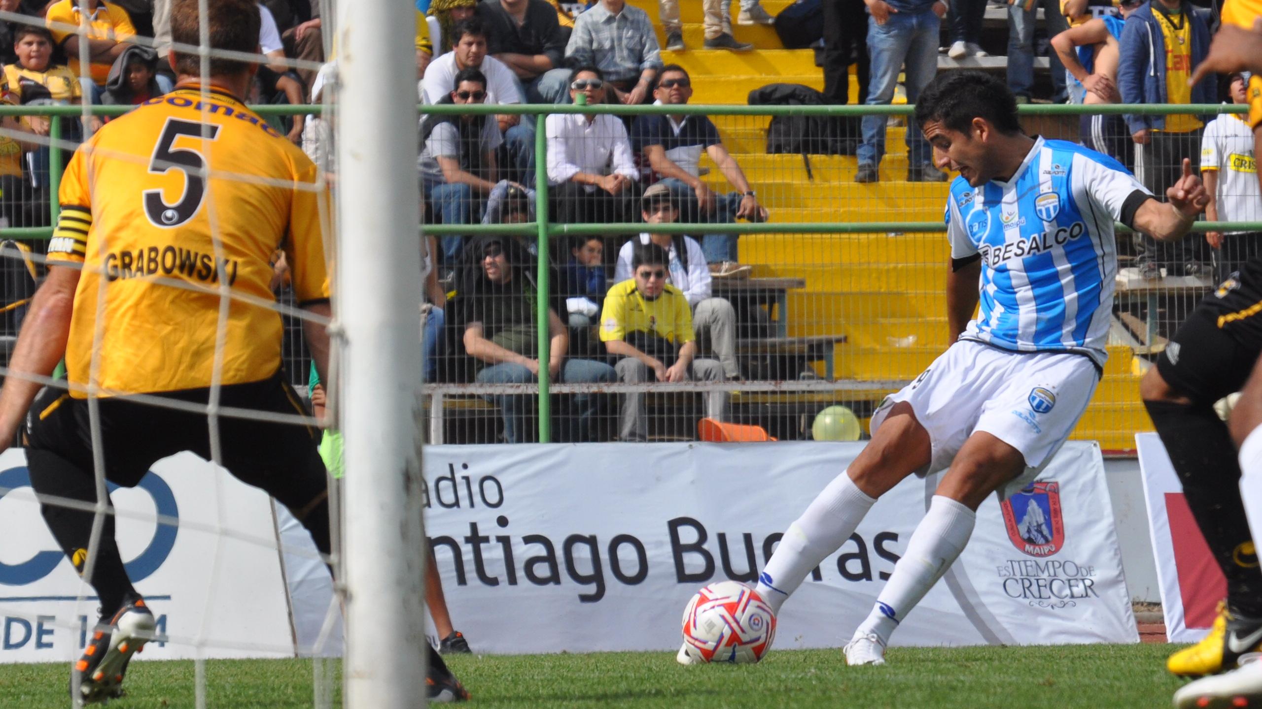 Magallanes-0-Coquimbo-0