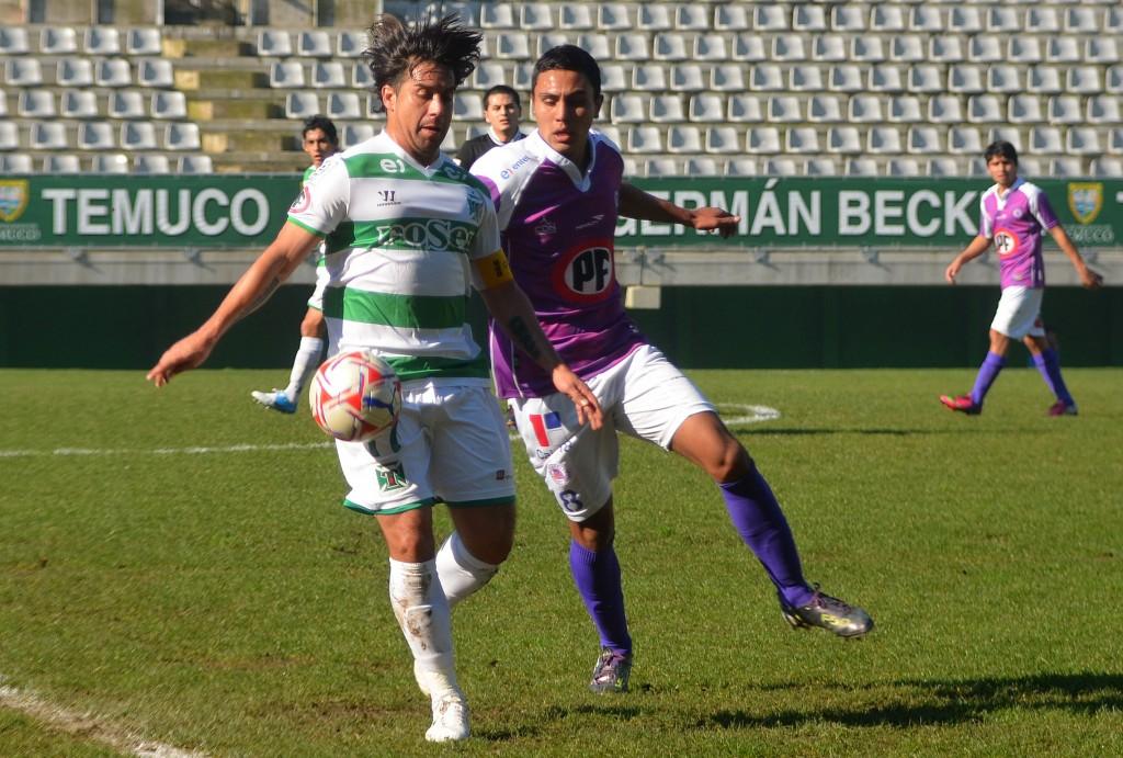 Deportes Temuco recibirá en el Germán Becker a Deportes Concepción