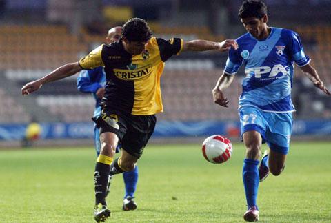 Coquimbo  vs  San Marcos de Arica