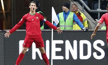 Cristiano Ronaldo lidera a  los 23 guerreros escogidos por Bento.