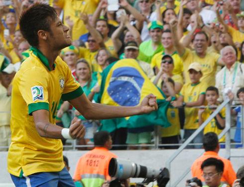Neymar Jr. espera hacer historia con su selección.
