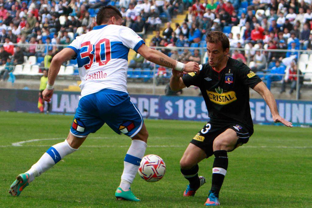 La UC sacó adelante la tarea y le ganó a Colo Colo en un partido clave para alcanzar el título.