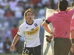 El jugador albo no podrá estar presente en el duelo contra la U. de Concepción.