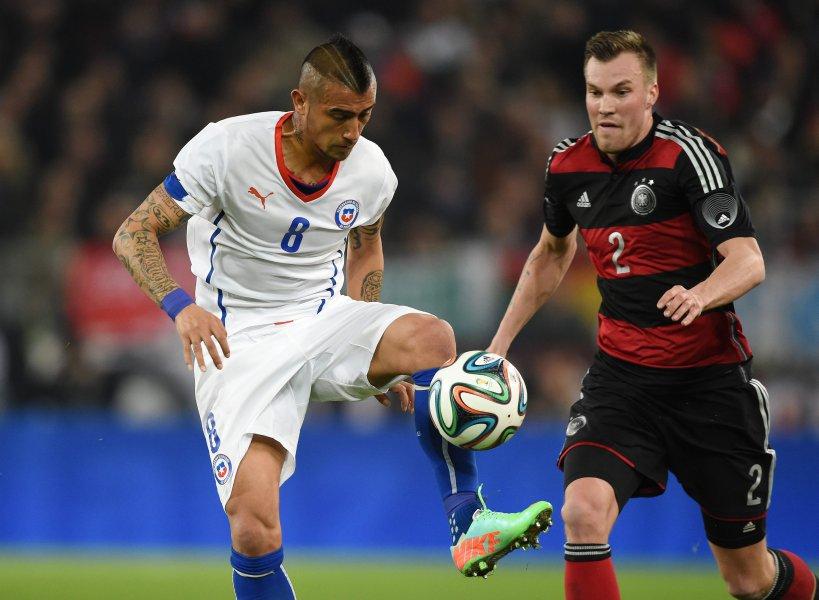 Chile tuvo por las cuerdas a Alemania pero falló en el finiquito y eso le pasó la cuenta.