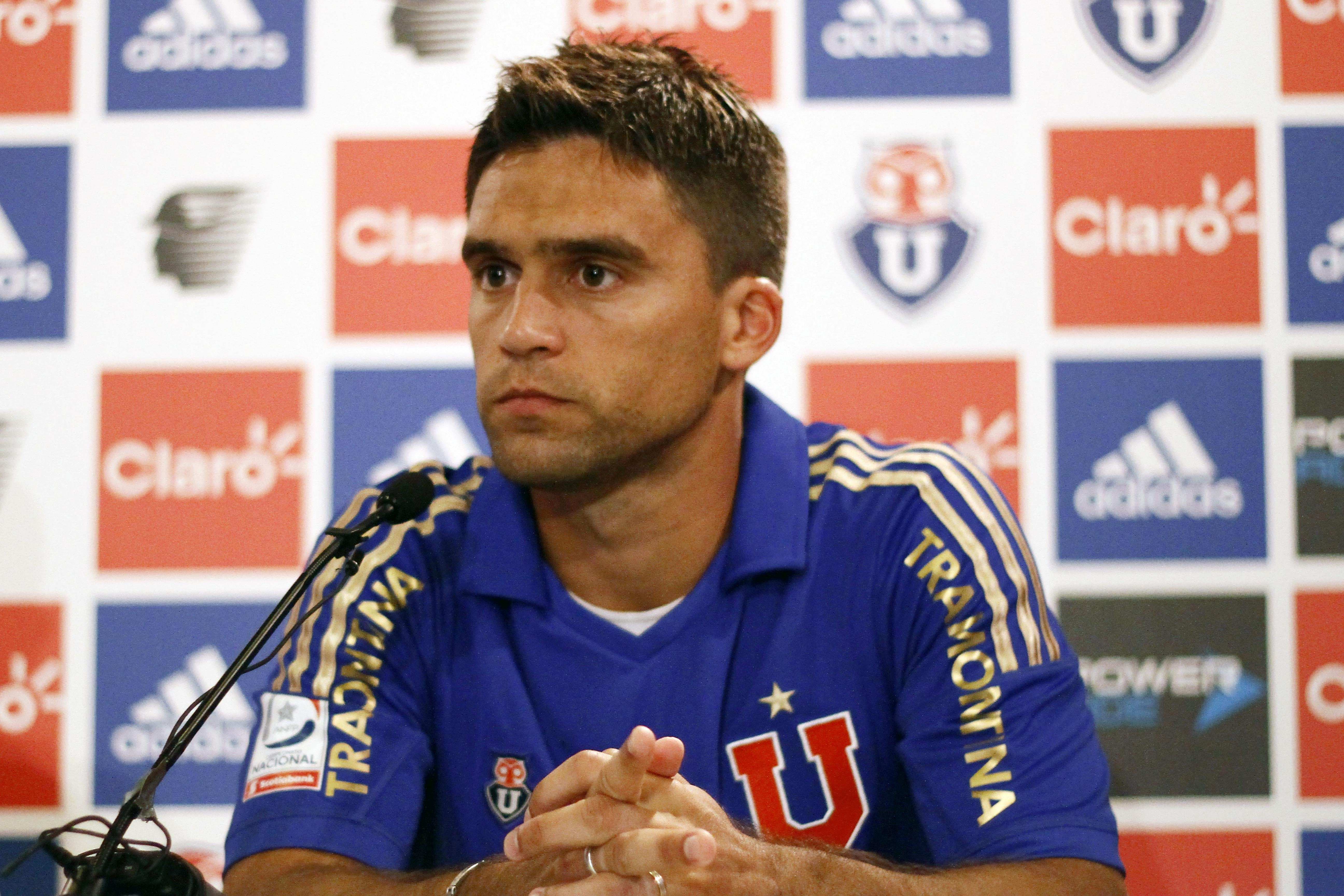 Matias Caruzzo se integra a Universidad de Chile