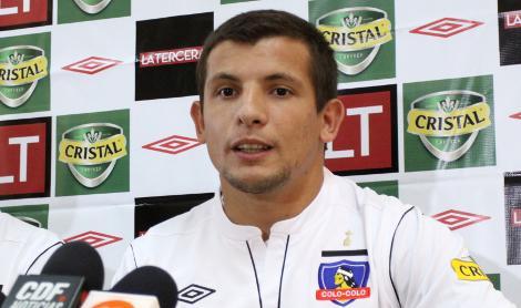 Vecchio asegura que Colo Colo es el equipo que mejor juega.