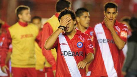 La derrota ante Gimnasia y Esgrima de la Plata condena virtualmente a Argentinos Juniors