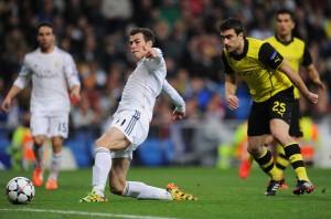 Borussia Dortmund recibió al Real Madrid por Champions
