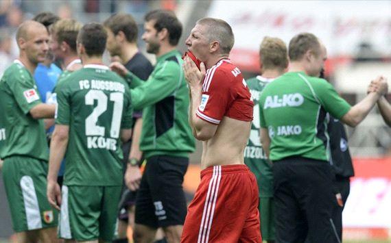 El Bayern de Guardiola suma 3 fechas si conocer la victoria en Bundesliga, con un empate y dos derrotas en línea