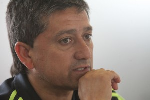 DT U. de Chile, Cristián Romero