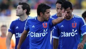 Futbol, Santiago Wanderers vs Universidad de Chile.