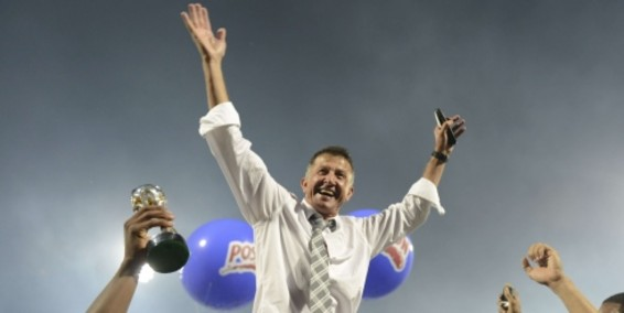 Juan Carlos Osorio, 53 años, desde el 2012 en Atl. Nacional de Medellín, seis títulos en Colombia
