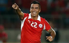 Esteban Paredes se reintegra a la Selección chilena.