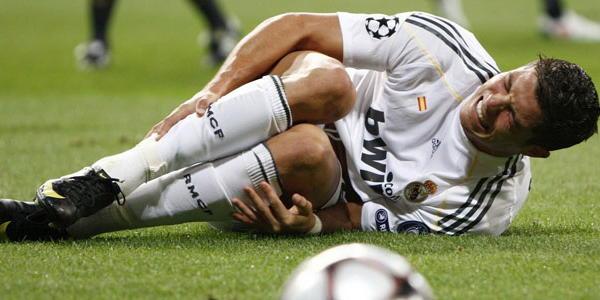 Ronaldo no estará ante el cuadro de Claudio Bravo para descansar y cuidarse su lesión a la rodilla.