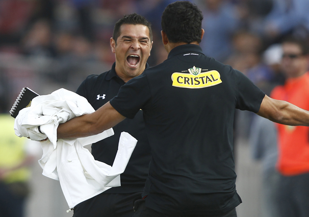 Héctor Tapia y Miguel Riffo dejarían Colo Colo si no se va Juan Gutiérrez