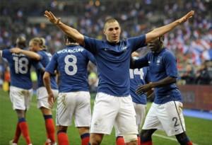 La selección de fútbol francesa no tndrá entre sus filas al volante del Manchester City, Samir Nasri.