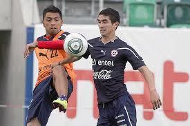 Gonzalo Jara y Felipe Gutiérrez no descartan a Arturo Vidal para el Mundial.
