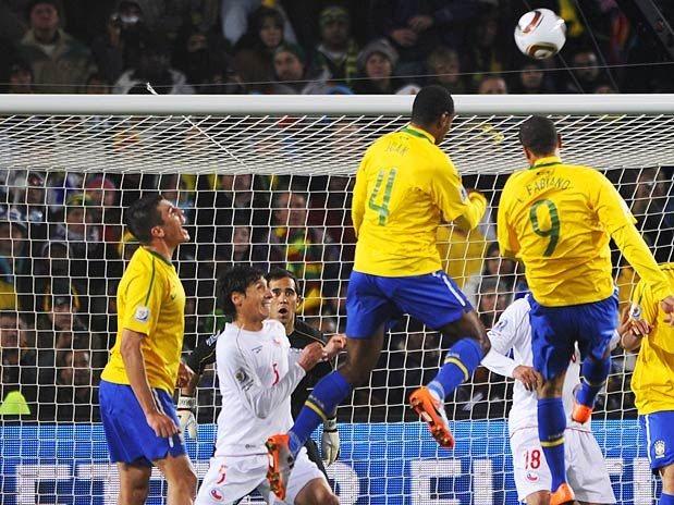 Brasil - Chile 2010