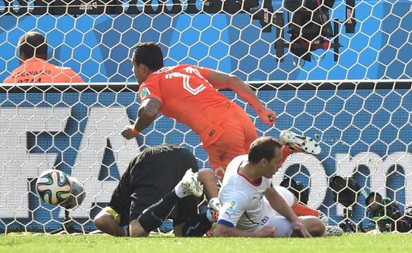 Bravo gol