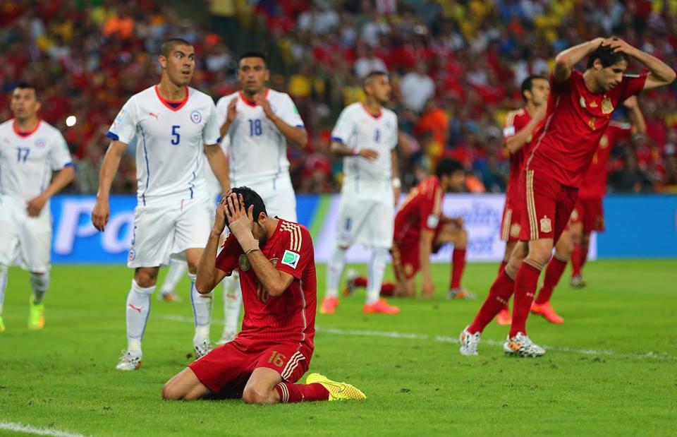 España eliminado