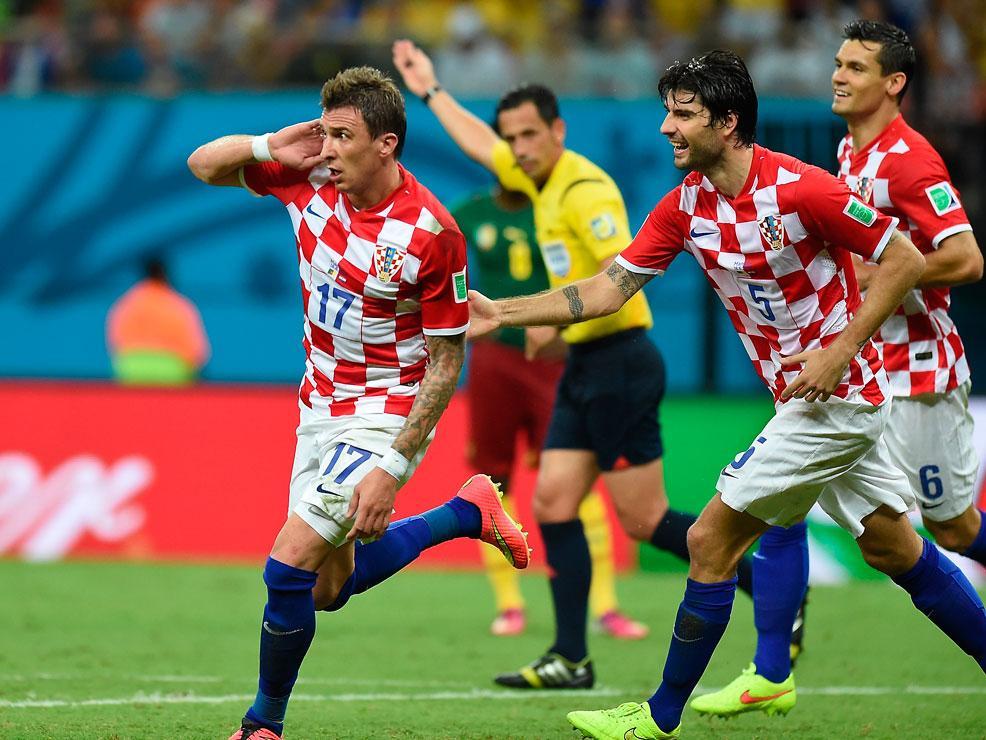 Los croatas quedaron a un triunfo de llegar a octavos.