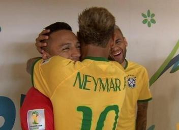 neymar alexis