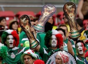 Alegría total entre los mexicanos. Están nuevamente en octavos de final.