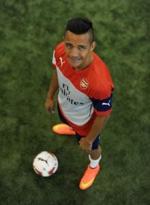 Alexis Sánchez dejó Barcelona para convertirse en nuevo jugador del Arsenal.