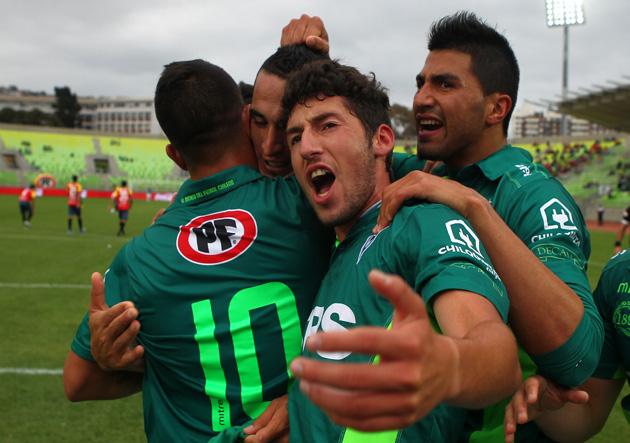 Roberto Gutiérrez volvió a la titularidad y al gol después de su lesión.