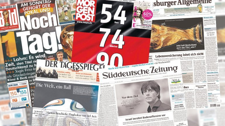 alemania prensa