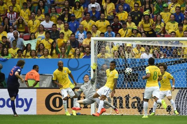 holanda brasil gol