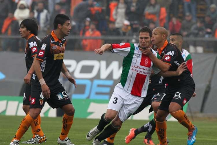 Germán Lanaro no podrá jugar en la próxima fecha por ser expulsado frente Arica