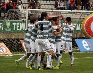 Temuco ganó 3-0 a Concepción