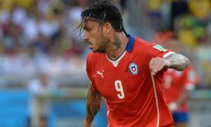 Mauricio Pinilla llega a su quinto club en la Serie A de Italia, luego de haber militado en Chievo Verona, Grosseto, Palermo y Cagliari.