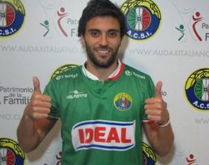 Mauro Olivi está optimista con su vuelta a Audax Italiano.