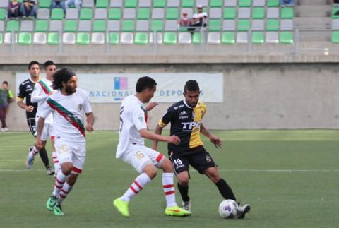 Coquimbo y Copiapó repartieron puntos.